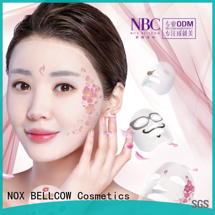 NOX BELLCOW tightening best hydrating face mask wholesale for home