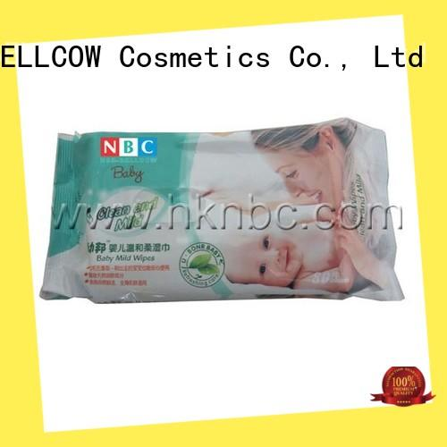 wet natural baby wipes 25pcs factory