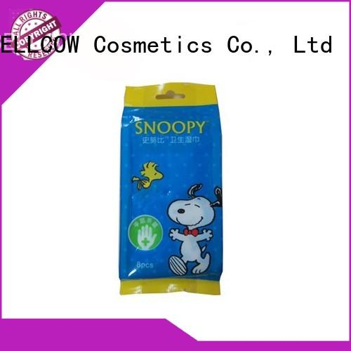 NOX BELLCOW invigorating oil cleansing wipes wholesale for skincare