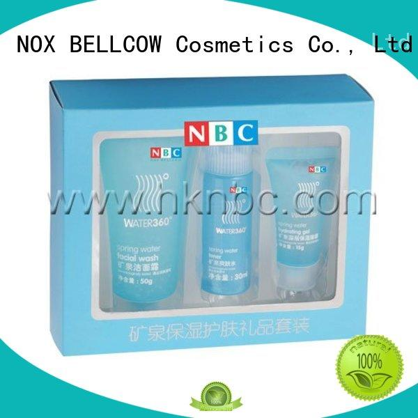 fragrance flash skin care product protector NOX BELLCOW Brand company