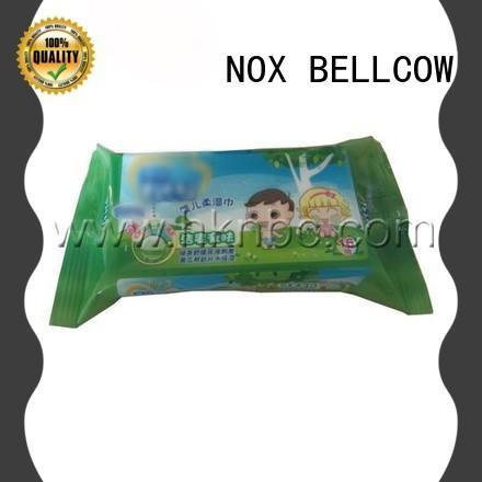 NOX BELLCOW wet best baby wipes series for hand