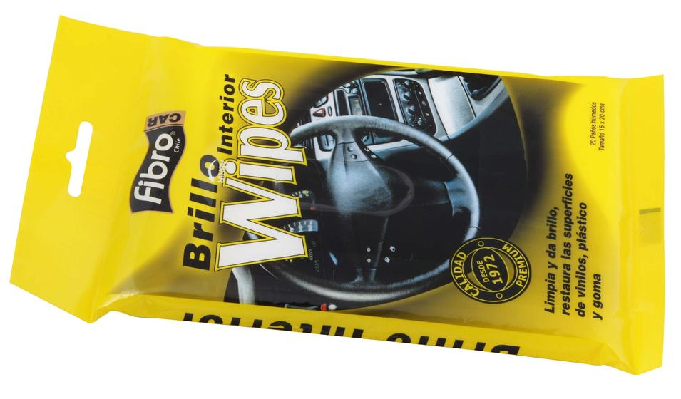 20pcs auto cleaning wipe/auto wet wipes/car wipes supplier