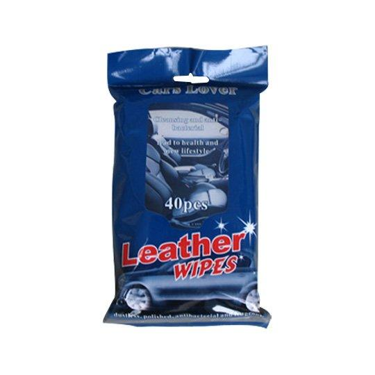 Leather Wipes 40pcs