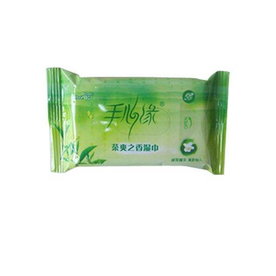 Wet Tissues Green Tea