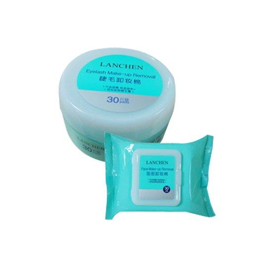 Eyelash Make Up Remover Pads