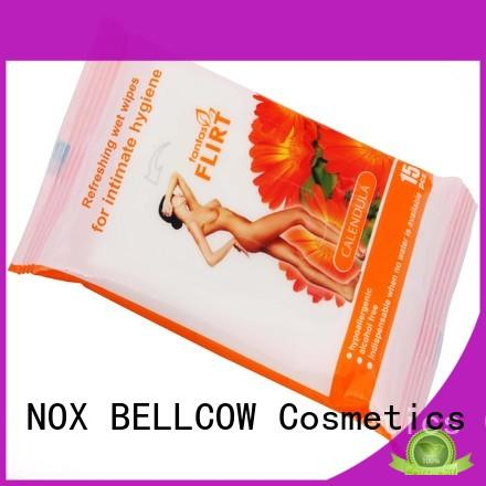 refreshing oil cleansing wipes clean supplier for man