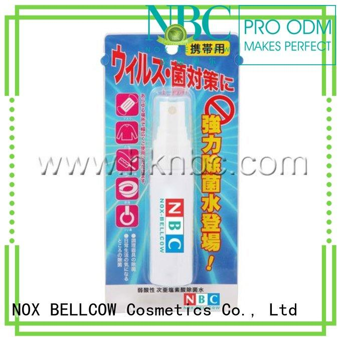 facial skin care product plus+ NOX BELLCOW company