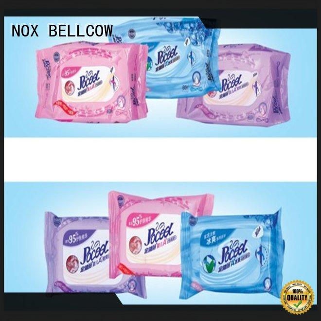 NOX BELLCOW vitamin E baby water wipes series for ladies