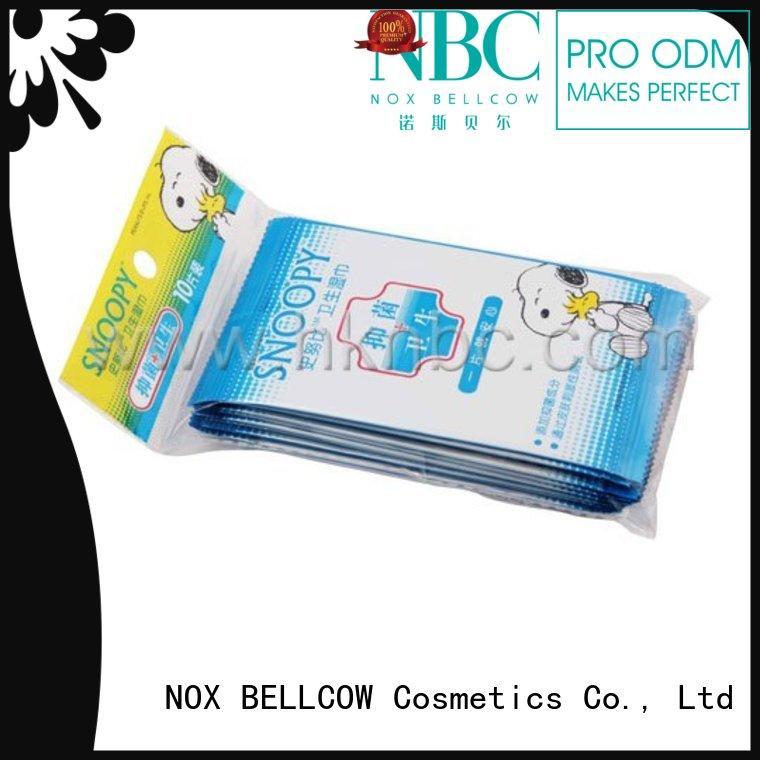 moisturizing mask soda skin care product NOX BELLCOW Brand company