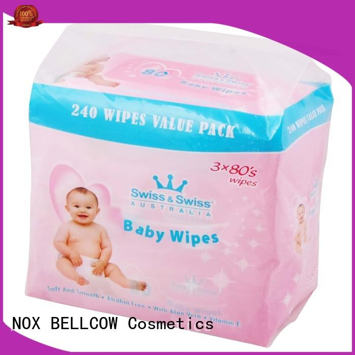NOX BELLCOW vitamin E baby tissue series