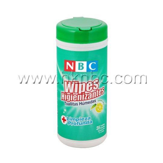 Wipes Higienizantes