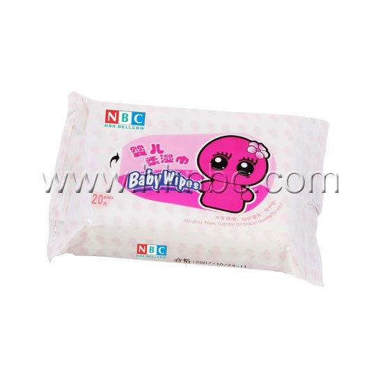 Baby Wipes 20pcs