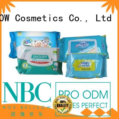 hand pure baby wipes supplier for hand NOX BELLCOW