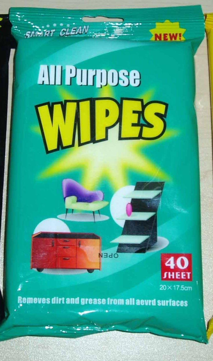 Universal Care Wipes