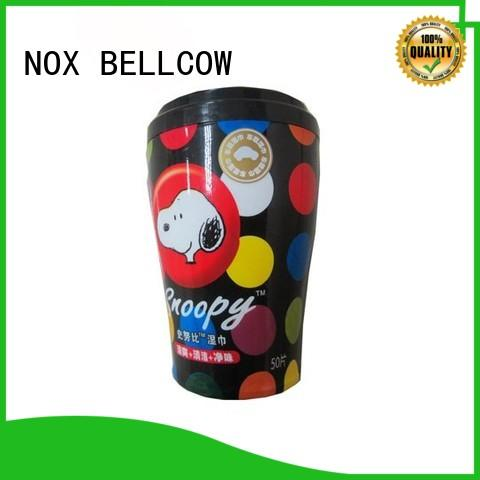 NOX BELLCOW wet oil cleansing wipes wholesale for women