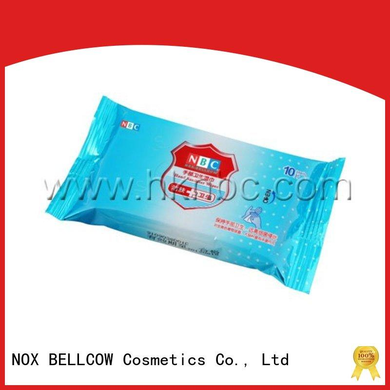 green tea facial cleansing wipes 205pcs wholesale for adult