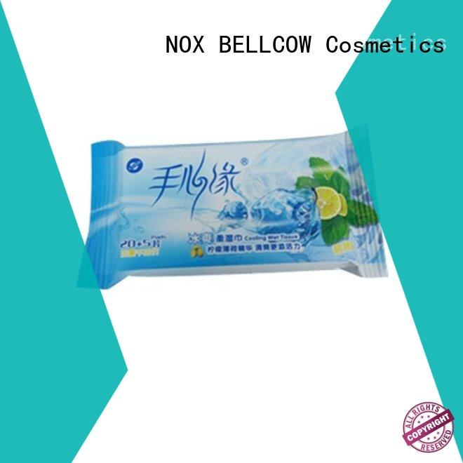 invigorating facial cleansing wipes mini wholesale for face