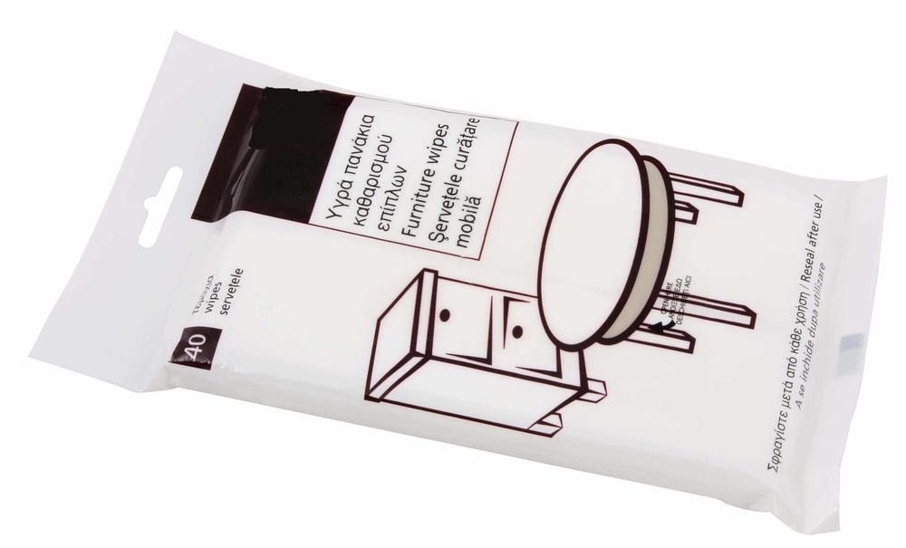 Household Wet Wipes