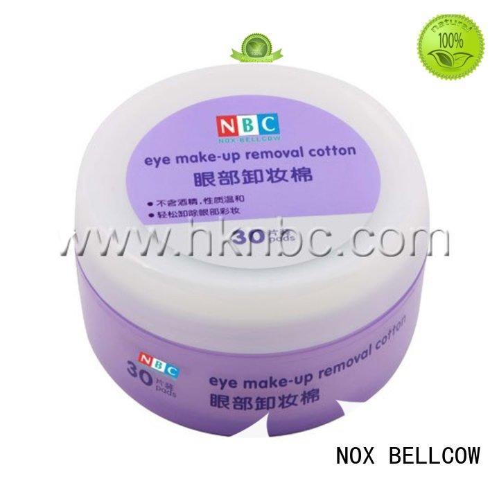 deep makeup remover wipes veoceltm NOX BELLCOW company