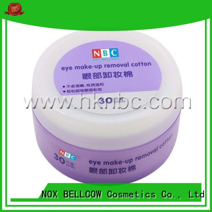 NOX BELLCOW make best makeup remover wipes factory