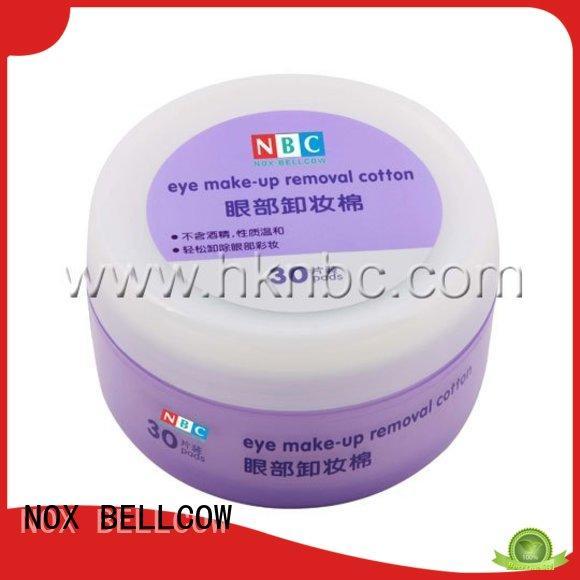 NOX BELLCOW makeup best makeup remover wipes manufacturer for neck
