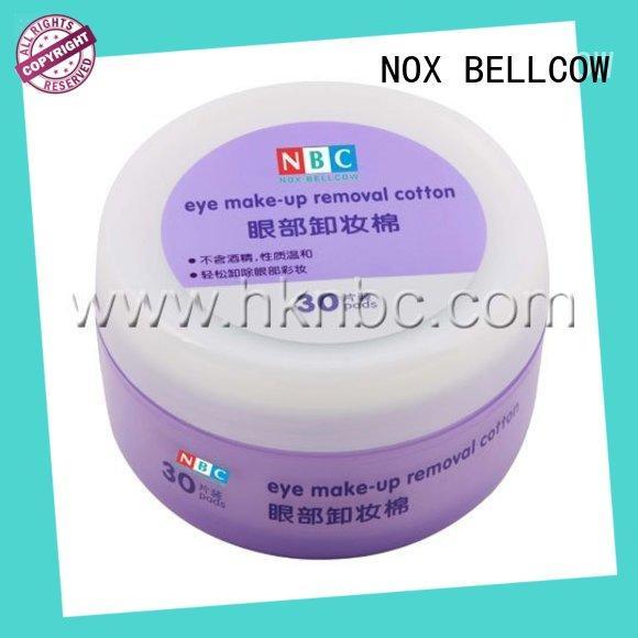 NOX BELLCOW eye makeup remover tissue supplier for skincare
