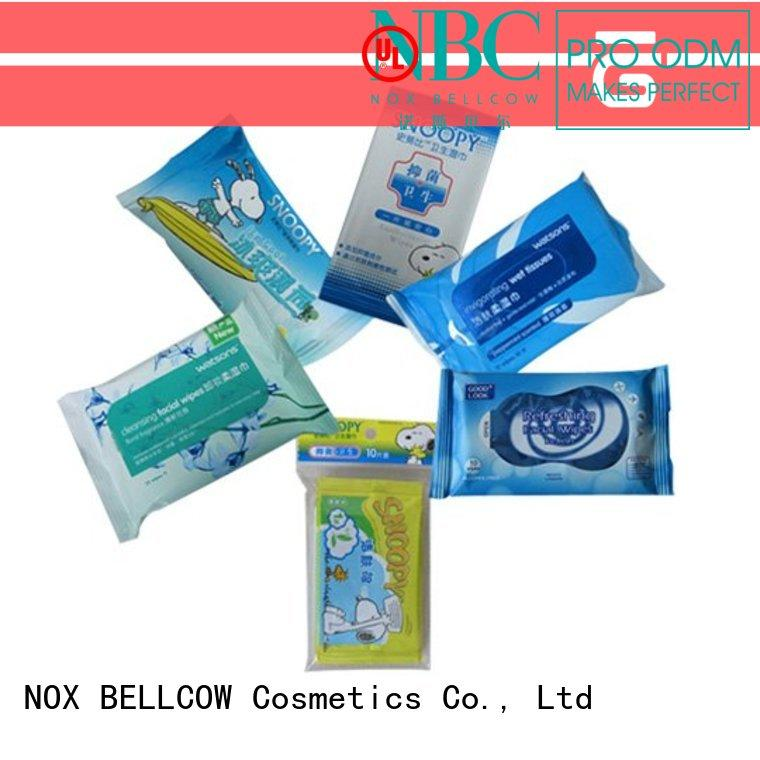 control cleansing wipes supplier for women