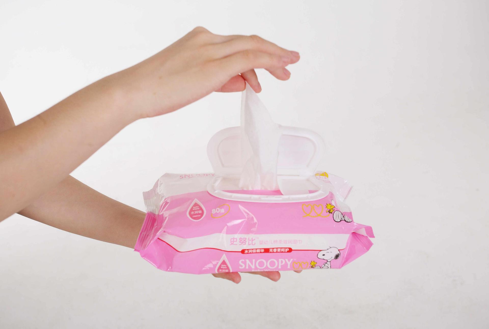 Baby Wet Wipes 4