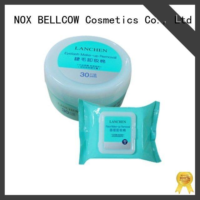 tencel fiber makeup wipes for sensitive skin makeup manufacturer for neck