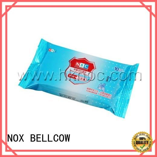 individual men's facial cleansing wipes w1b01 manufacturer for adult