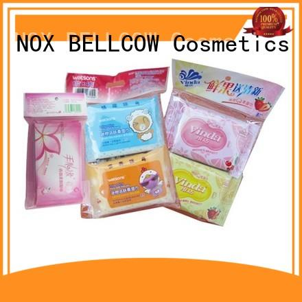 individual facial cleansing wipes clean manufacturer for ladies