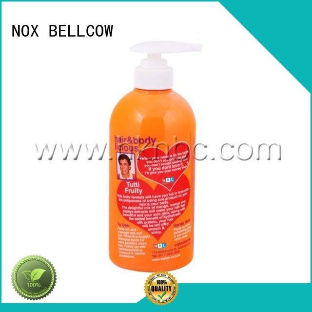 series all soda NOX BELLCOW Brand skin lightening cream factory