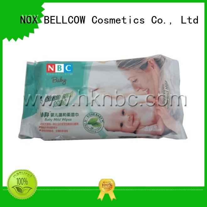 Quality NOX BELLCOW Brand mouth best baby wipes
