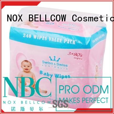 parents choice baby wipes hand NOX BELLCOW