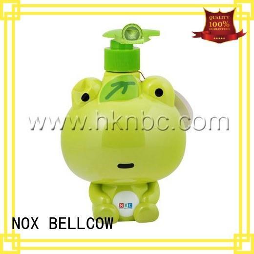 all urban skin care product soda NOX BELLCOW company