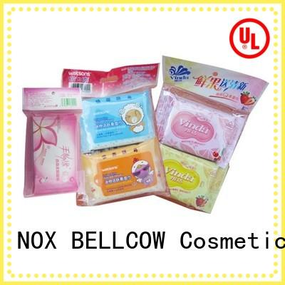NOX BELLCOW peppermint best cleansing wipes factory for man
