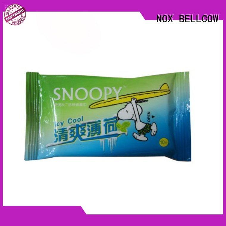cooling oil cleansing wipes peppermint factory for ladies