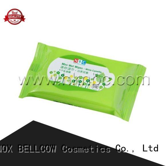 NOX BELLCOW scented best cleansing wipes factory for ladies