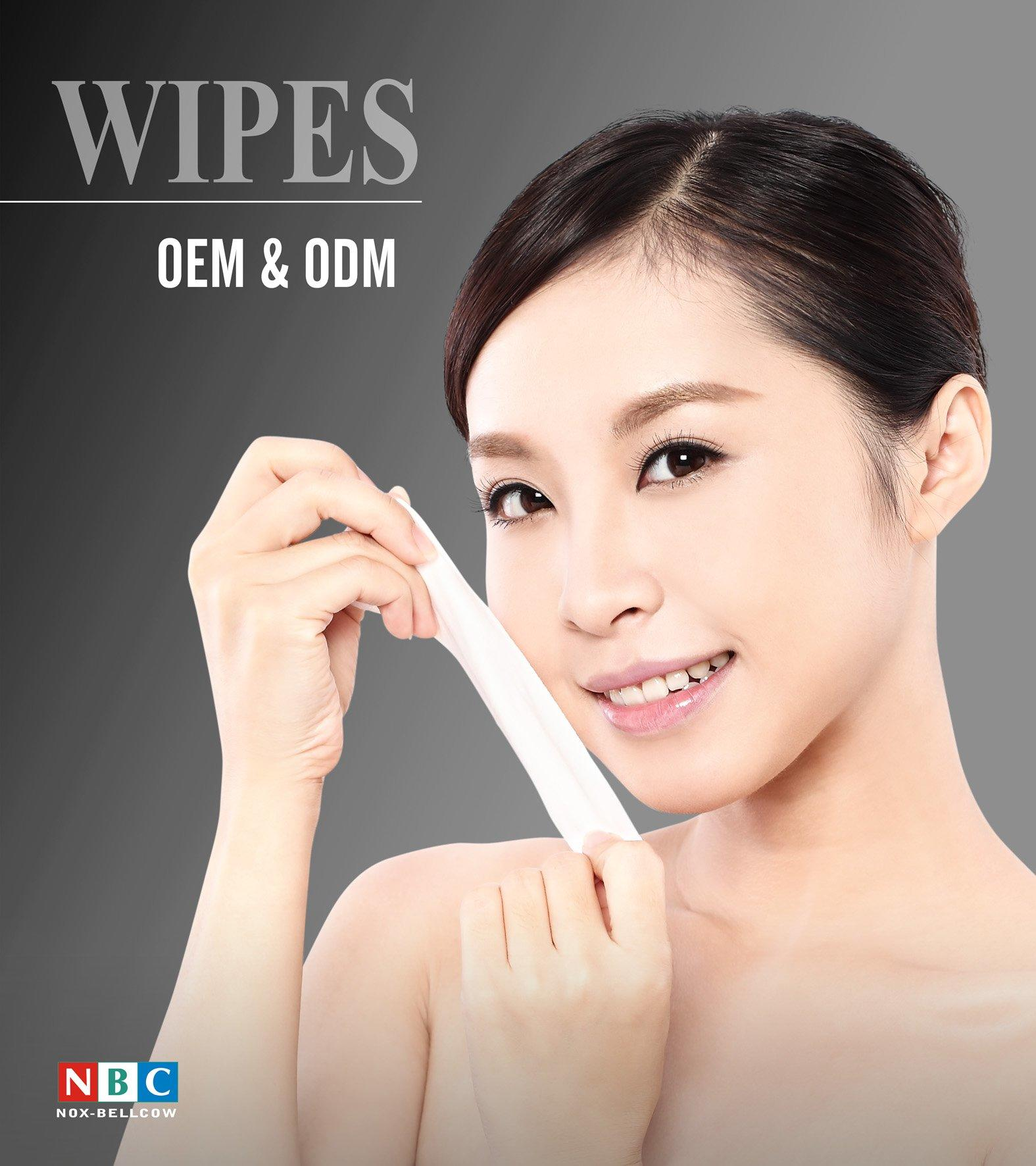 individual best cleansing wipes green factory for women