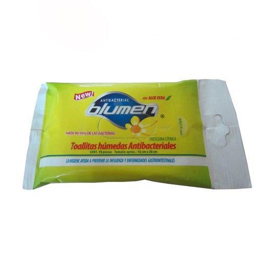 15's antibacterial wipes