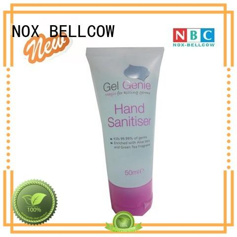Custom nature skin care product beauty NOX BELLCOW
