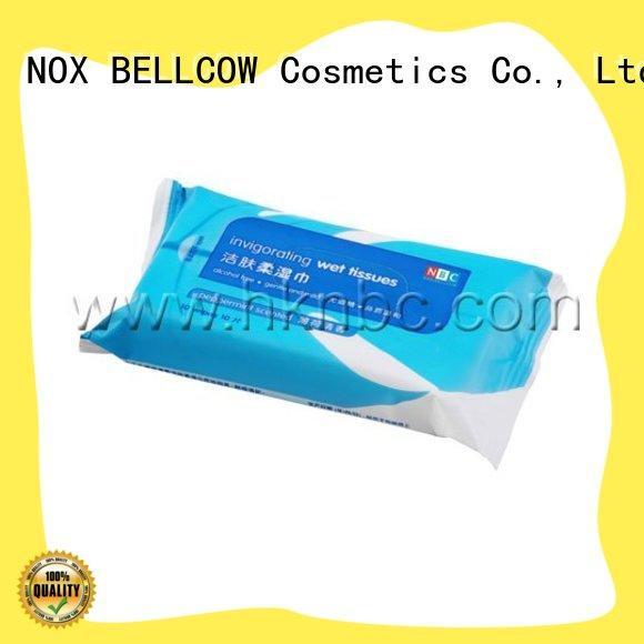 NOX BELLCOW lemon best cleansing wipes manufacturer for women
