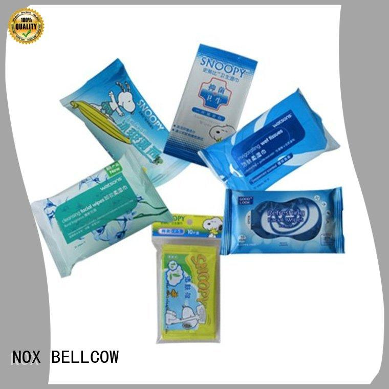 oil control facial cleansing wipes lemon wholesale for man