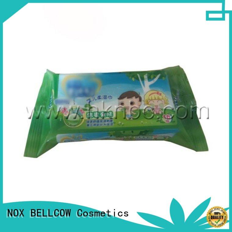 NOX BELLCOW vitamin E best baby wipes supplier for ladies