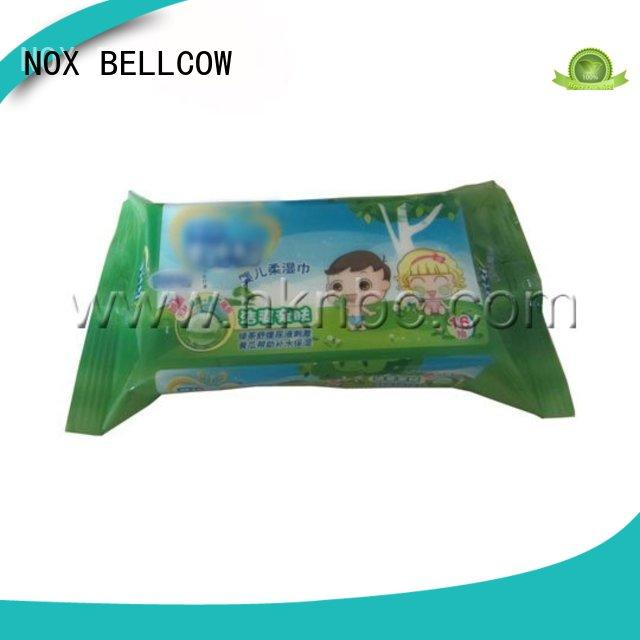 NOX BELLCOW mouth baby water wipes supplier