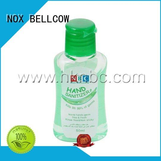 fragrance facial skin care product plus NOX BELLCOW company