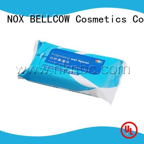 wet cleansing wipes adult factory for man