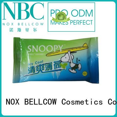 acne cleansing wipes wipe Bulk Buy tissues NOX BELLCOW