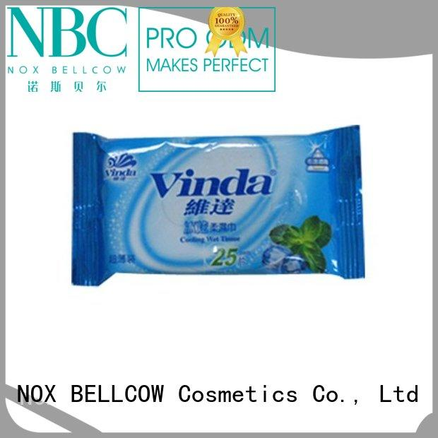 NOX BELLCOW Brand cleansing newarrival acne cleansing wipes