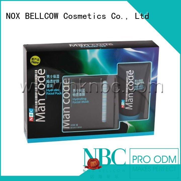 face remover OEM skin care product NOX BELLCOW